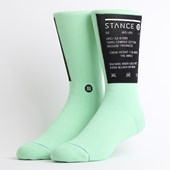 Meia Stance Wash Out Green M558D19WAS-GRN