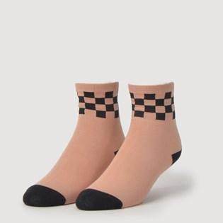 Meia Vans Cali Native Sock Tuscany VN0A3WFEUV9