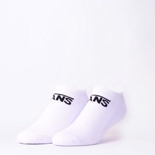Meia Vans Classic Kick Kit 3 Pares White VNB00XS8WHT
