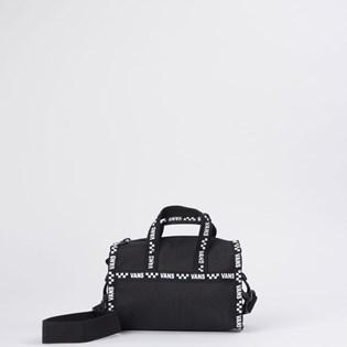 Mini Bolsa Vans Essentials Mini Purse Wallet Black VN0A4DT3BLK