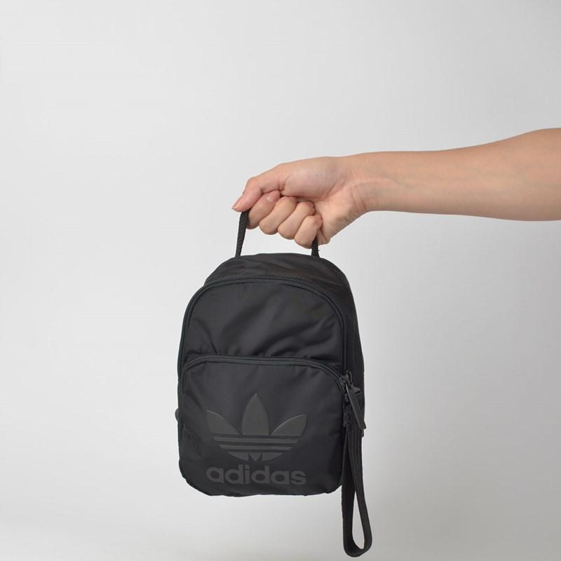 Mini Mochila Adidas Backpack XS Preto DV0212