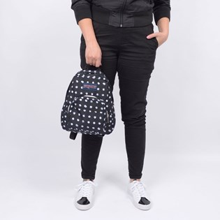 Mini Mochila Jansport Half Pint Preto TDH64J6