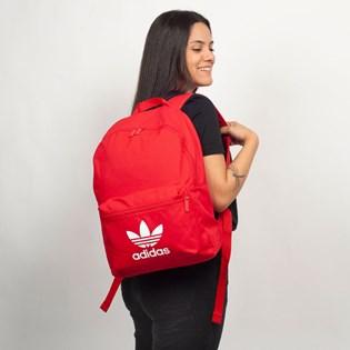Mochila Adidas AC Class BP Red ED8673