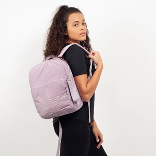 Mochila Adidas Backpack M Lilas DV0215
