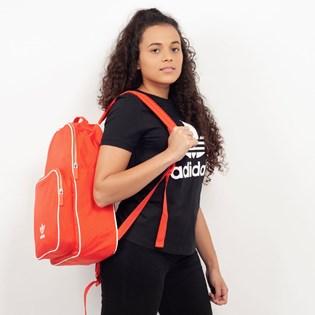 Mochila Adidas BP CL Adicolor Laranja DV0184