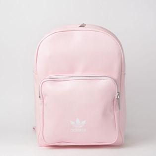 Mochila Adidas BP CL M PU Rosa DU6809
