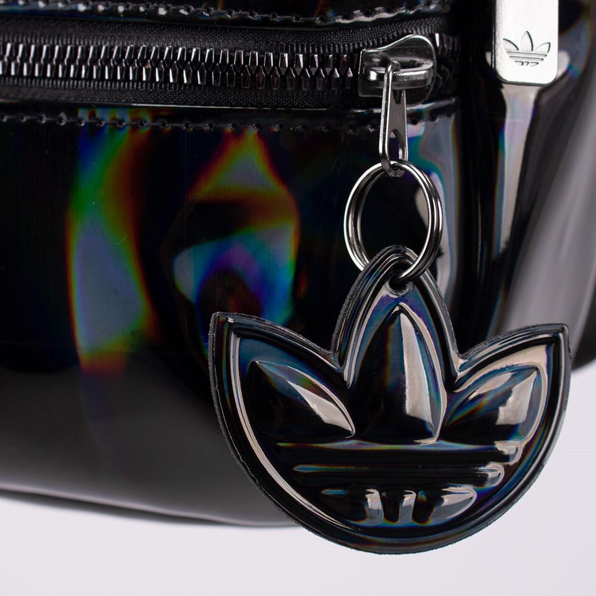 Mochila adidas BP Mini PU Black GD1659
