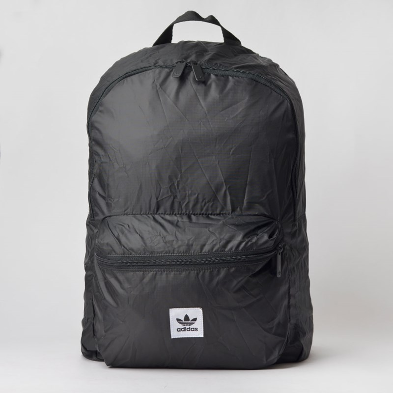 Mochila Adidas BP Packable Preto Azul ED8013