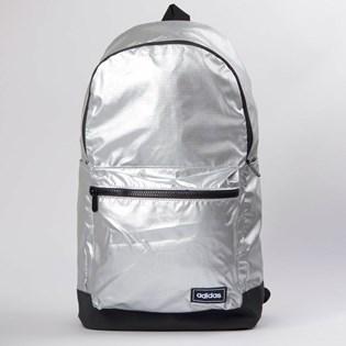 Mochila Adidas CLSC M MTLC Metallic Silver FL4047