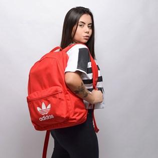 Mochila Adidas Mochila AC BP Lush Red FL9653