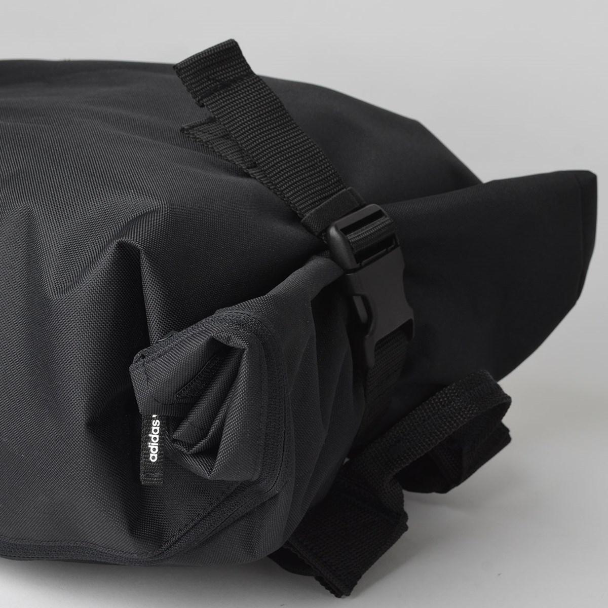 Mochila Adidas PE Rolltop BP Preto ED8064