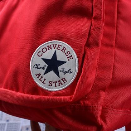 Mochila Converse Go 2 Backpack University Red 10017261-A05