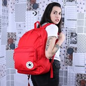 Mochila Converse Go 2 Backpack University Red 10017261-A05