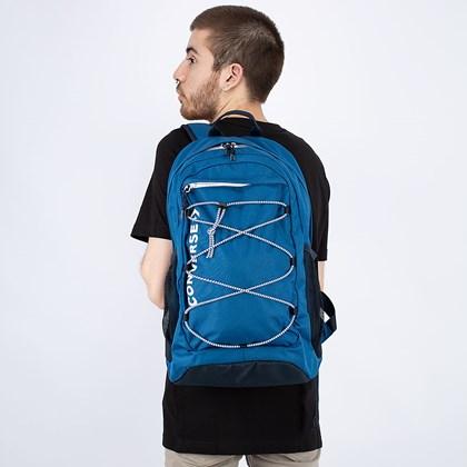 Mochila Converse Swap Out Backpack Blue Dark Obsidian 10017262-A15