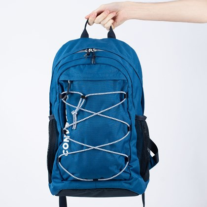 Mochila Converse Swap Out Backpack Blue Dark Obsidian 10017262-A15