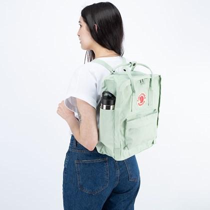 Mochila Fjällräven Kånken Clássica Mint Green F23510600