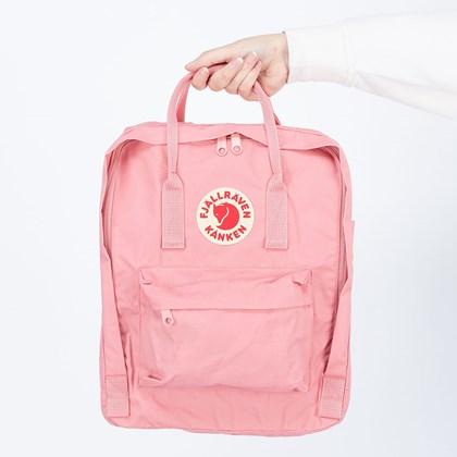 Mochila Fjällräven Kånken Clássica Pink F23510312
