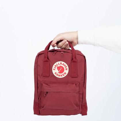 Mochila Fjällräven Kånken Mini Ox Red F23561326