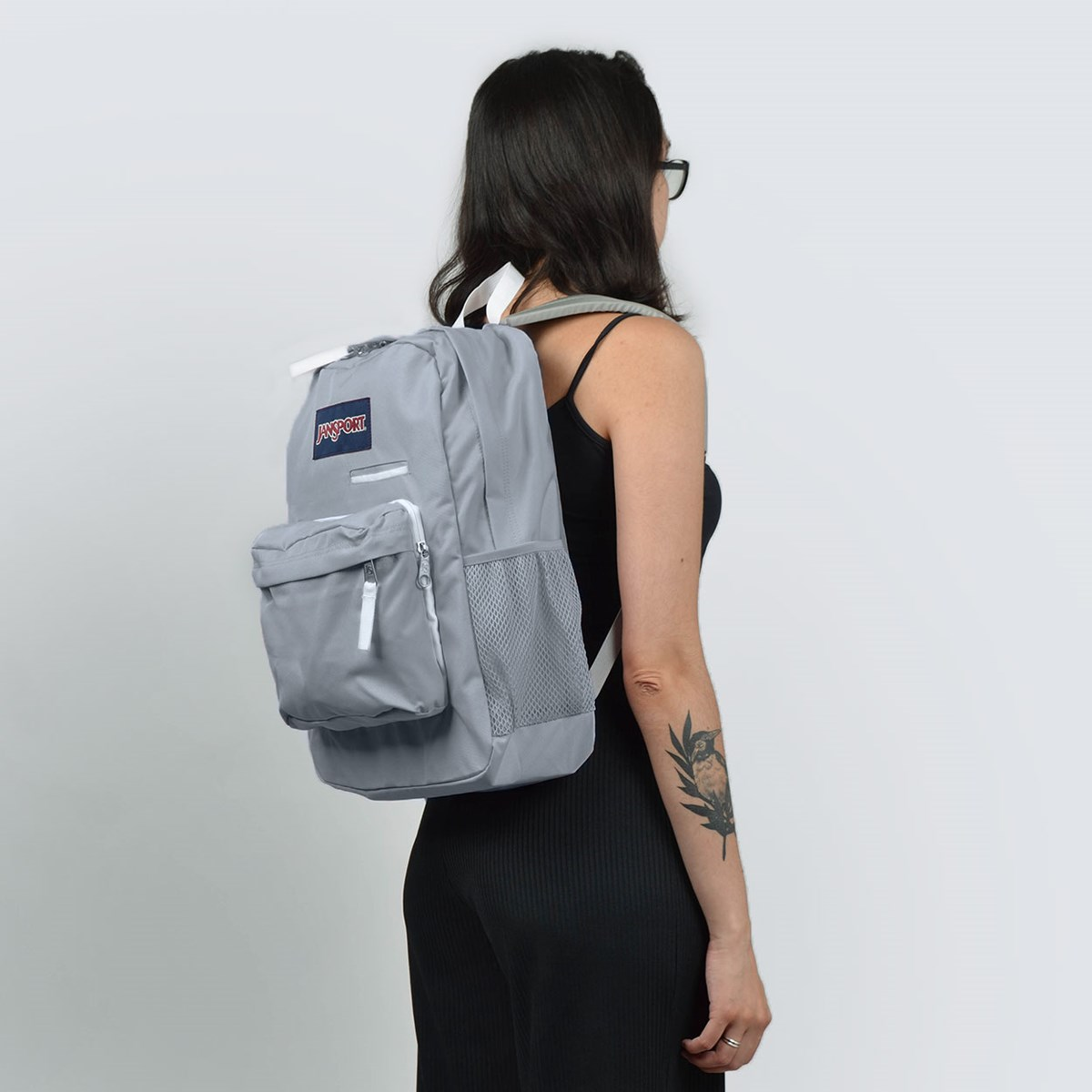 Mochila JanSport Digibreak Grey 3EN29RS