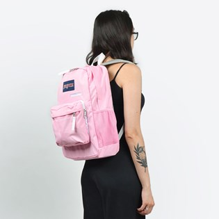 Mochila JanSport Digibreak Pink 3EN20RA