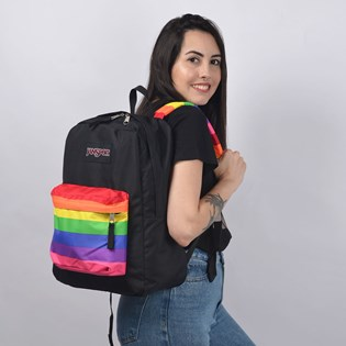 Mochila JanSport High Stakes Rainbow Dreams 3P6Z66G