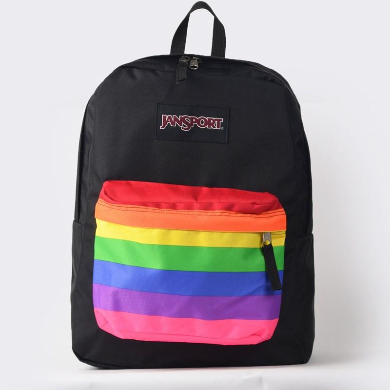 Mochila JanSport High Stakes Rainbow Dreams 3P6Z66G