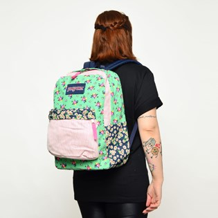 Mochila JanSport High Stakes Verde TRS742Y