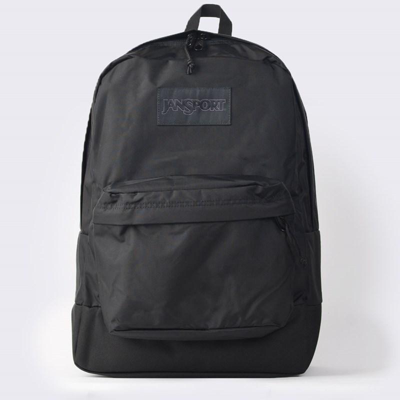 Mochila JanSport Mono Superbreak Black 3P6X008