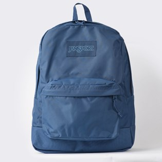 Mochila JanSport Mono Superbreak Dark Denim 3P6X5M3