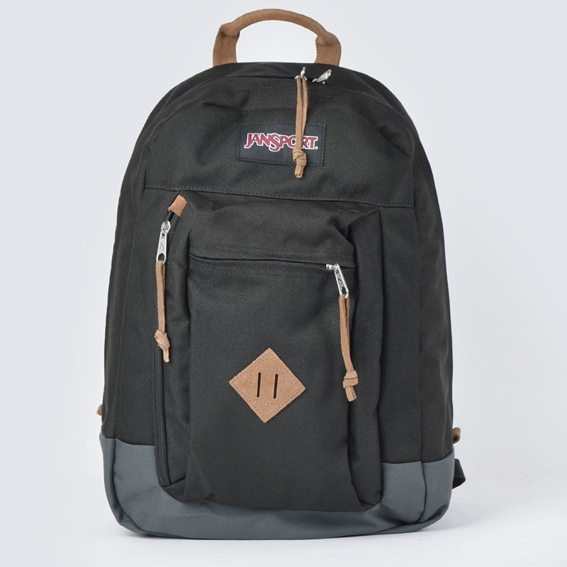 Mochila JanSport Reilly Black T70F008