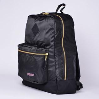 Mochila JanSport Super Fx Black Gold 2SDR0UQ