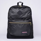 Mochila JanSport Super Fx Black Gold 2SDR0UQ