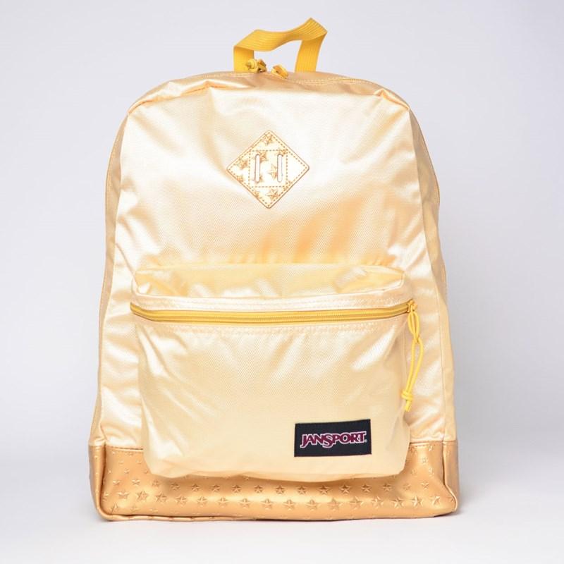 Mochila JanSport Super Fx Gold 3D Star 2SDR0TR