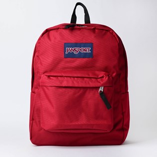 Mochila JanSport Superbreak Bordo T5019FL