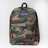 Mochila JanSport Superbreak Camo T5014J9