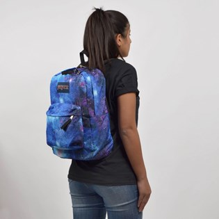 Mochila JanSport Superbreak Deep Space T50156L