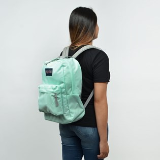 Mochila Jansport Superbreak Green T5010RC