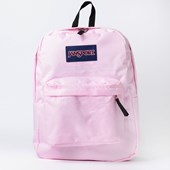 Mochila JanSport Superbreak Pink Mist T501BB7