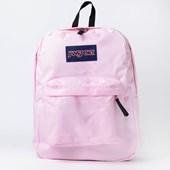 Mochila JanSport Superbreak Pink Mist T501BB7