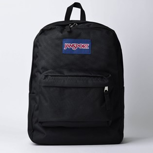 Mochila JanSport Superbreak Preto T501008
