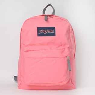 Mochila JanSport Superbreak Strawberry T50153Y