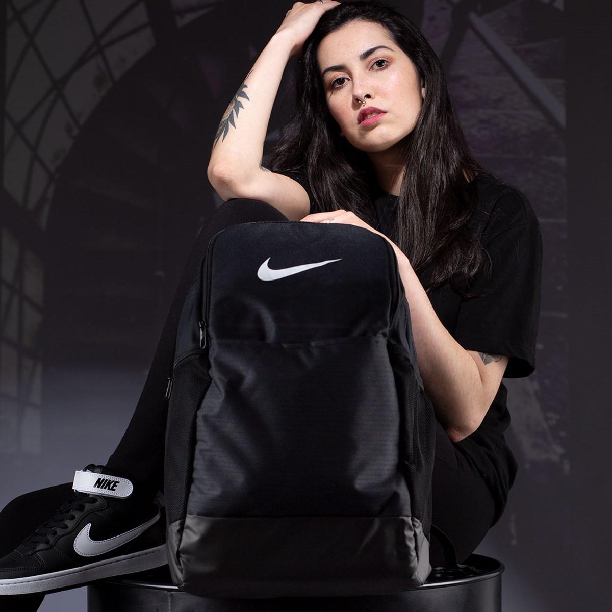 Mochila Nike Brasilia Black BA5954-010