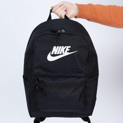 Mochila Nike Heritage Black White DC4244-010