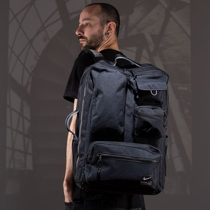 Mochila Nike Utility Elite Backpack Black Black CK2656-010