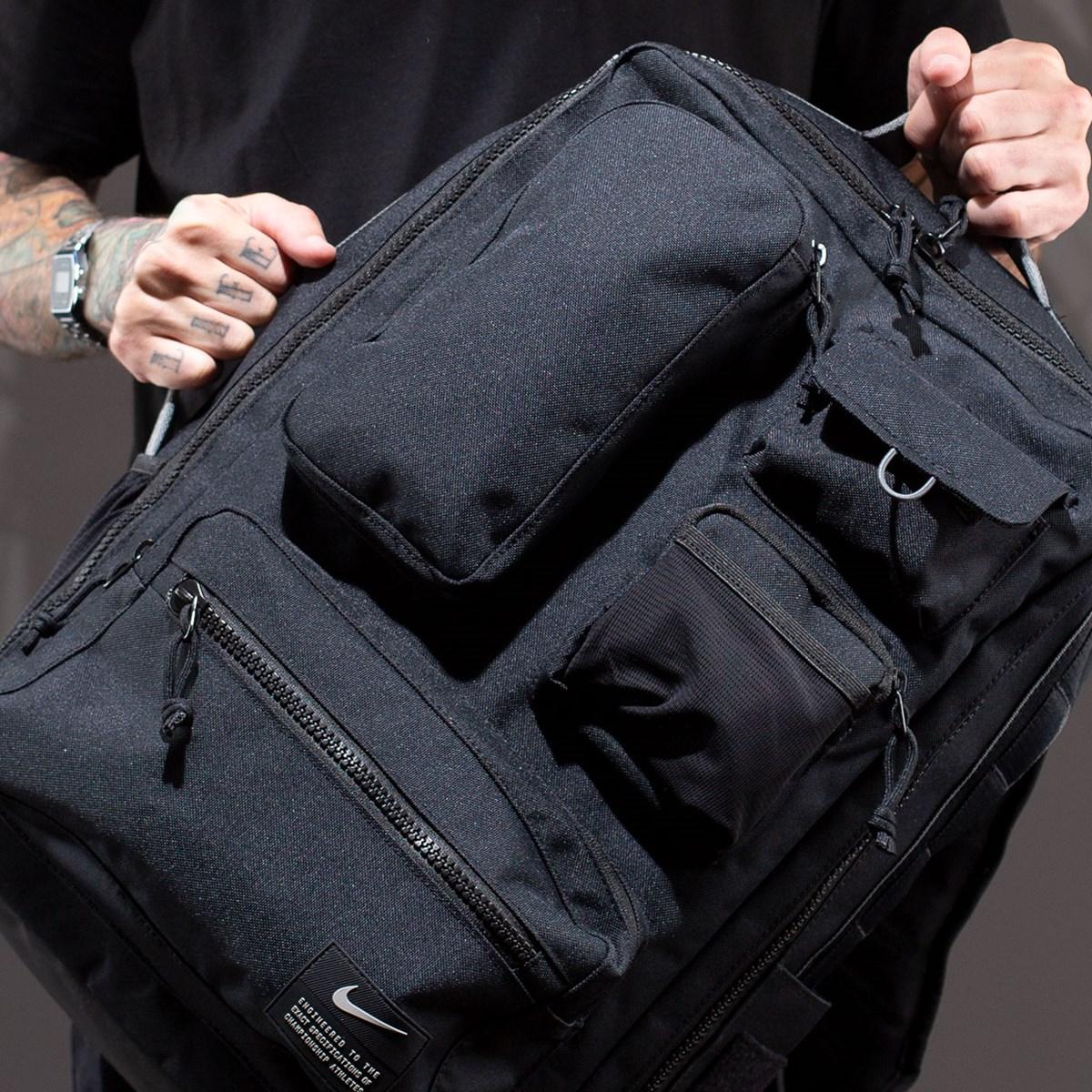Mochila Nike Utility Elite Backpack Black Black CK2656-010