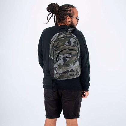 Mochila Puma Academy Backpack Green 077301-04