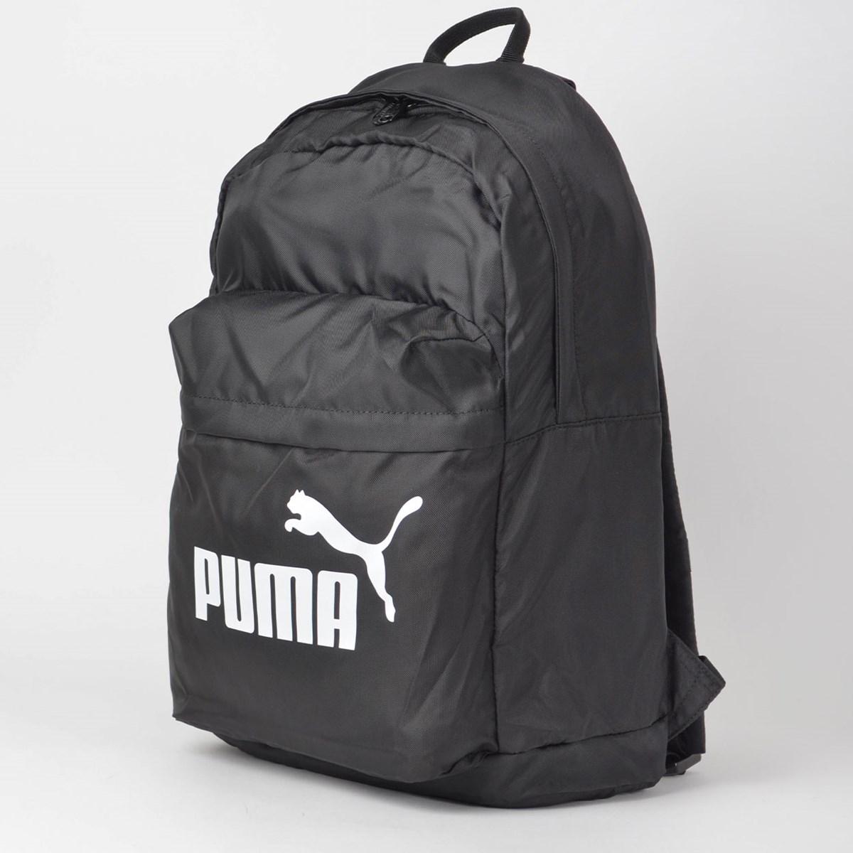 Mochila Puma Classic Backpack Preto 7575201
