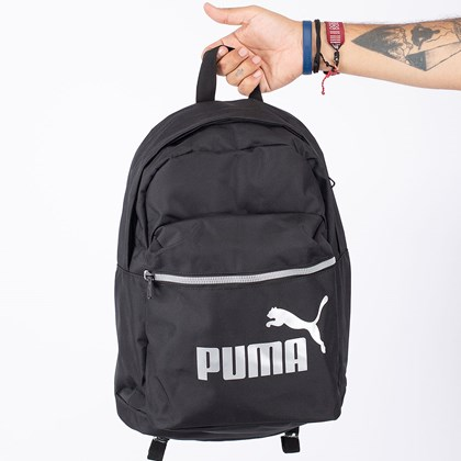 Mochila Puma Core Base College Black 077374-01