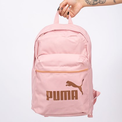 Mochila Puma Core Base College Bridal Rose 077374-02