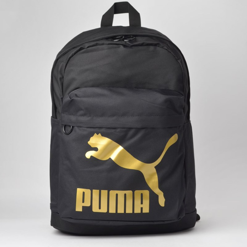 Mochila Puma Originals Backpack Black 07664301